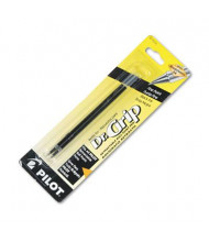 Pilot Refill for Fine Dr. Grip Ballpoint Pens, Black Ink, 2-Pack
