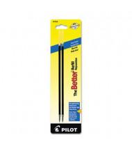 Pilot Refill for Fine Stick Ballpoint Pens, Blue Ink, 2-Pack