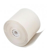 "PM Company 2-1/4"" X 150 Ft., 100-Pack, Single-Ply Recycled Receipt Roll"