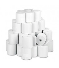 "PM Company 3"" X 150 Ft., 50-Pack, Single-Ply Teller Window/Financial Rolls"