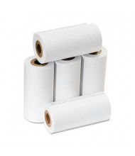 "PM Company 2-1/4"" X 17 Ft., 5-Pack, Single-Ply POS/Calculator Rolls"
