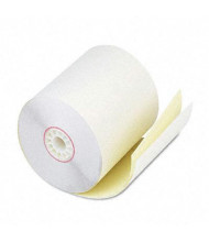 "PM Company 2-3/4"" X 90 Ft., 50-Pack, Canary, 2-Ply POS/Calculator Rolls"
