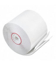 """PM Company 2-1/4"""" X 90 Ft., 50-Pack, 2-Ply POS/Calculator Rolls"""