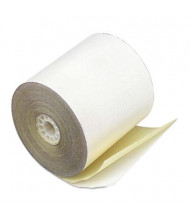 "PM Company 2-1/4"" X 70 Ft., 50-Pack, Canary, POS/Calculator Rolls"