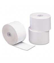 """PM Company 1-3/4"""" X 230 Ft., 10-Pack, Single-Ply POS/Calculator Rolls"""