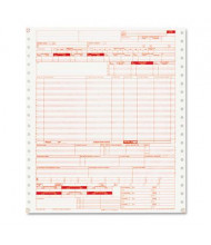 """Paris Business Products 9-1/2"""" x 11"""" UB04 Insurance Claim Form, 1000-Forms"""