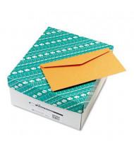 "Quality Park 6"" x 12"" Contemporary #16 Kraft Envelope, Brown, 500/Box"