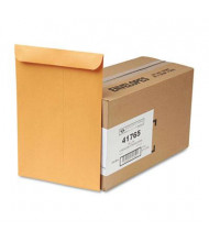"Quality Park 10"" x 15"" #98 Catalog Envelope, Brown Kraft, 250/Box"