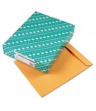 "Quality Park 12"" x 15-1/2"" #110 Catalog Envelope, Brown Kraft, 100/Box"