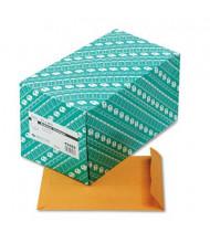 "Quality Park 7-1/2"" x 10-1/2"" Redi-Seal #75 Catalog Envelope, Brown Kraft, 250/Box"