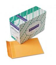 "Quality Park 9-1/2"" x 12-1/2"" Redi-Seal #93 Catalog Envelope, Brown Kraft, 250/Box"