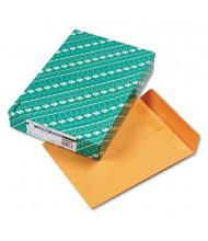 "Quality Park 9-1/2"" x 12-1/2"" Redi-Seal #93 Catalog Envelope, Brown Kraft, 100/Box"