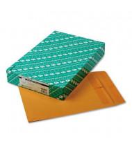 "Quality Park 10"" x 13"" Redi-Seal #97 Catalog Envelope, Brown Kraft, 100/Box"