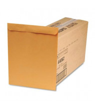"Quality Park 12"" x 15-1/2"" Redi-Seal #110 Catalog Envelope, Brown Kraft, 250/Box"