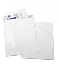"Quality Park 14"" x 19"" Side Seam Redi-Strip Poly Mailer, White, 100/Box"