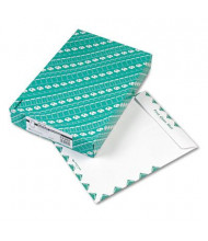 "Quality Park 10"" x 13"" Air Mail Redi-Seal #97 Catalog Envelope, White, 100/Box"