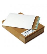 "Quality Park 11"" x 13-1/2"" Side Seam Photo Document Mailer, White, 25/Box"
