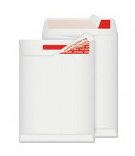 "Quality Park 9"" x 12"" Side Seam #90 Advantage Flap-Stik Tyvek Mailer, White, 100/Box"