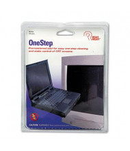 Read Right OneStep CRT Screen Cleaning Pads, 100/Box