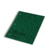 "National Brand 8-7/8"" X 11"" 80-Sheet College Rule Notebook, Pressboard Cover"