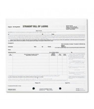 """Rediform 7"""" x 8-1/2"""" 3-Part Snap-A-Way Bill of Lading, 250-Short Forms"""