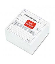 "Rediform 4"" x 4"" Self-Sticking Mega Message Cube Pad, 512-Forms"