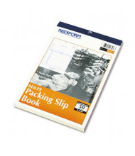"""Rediform  5-1/2"""" x 7-7/8"""" 50-Page Packing Slip Book"""