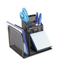 Rolodex Wire Mesh Desk Organizer with Pencil Storage