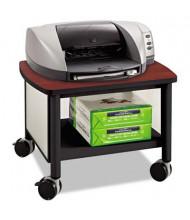 Safco One-Shelf Underdesk Printer Cart, Black