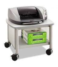 Safco One-Shelf Underdesk Printer Cart, Gray