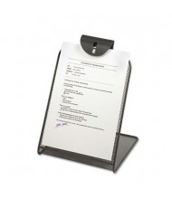 Safco 10-Sheet Capacity Plastic Freestanding Copyholder, Black
