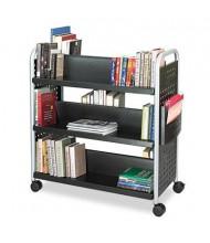 Safco Scoot 6-Shelf Book Cart