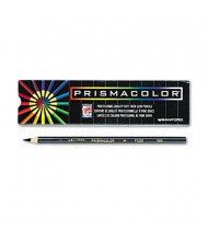 Prismacolor Premier 3 mm Black Woodcase Pencils, 12-Pack