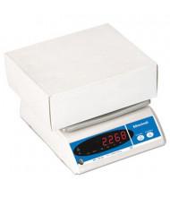 "Brecknell 40530 30 lb. Portable Digital Scale, 9.5"" W x 8.5"" D Platform"
