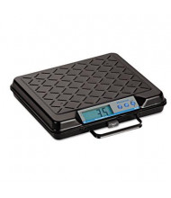 "Brecknell GP250 250 lb. Portable Digital Bench Scale, 12"" W x 10"" D Platform"