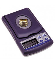 "Brecknell PB500 500 g Handheld Digital Balance Scale, 2.5"" x 3"" Platform"
