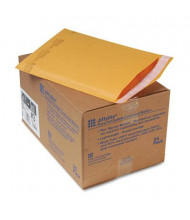 "Sealed Air 8-1/2"" x 14-1/2"" #3 Jiffylite Self-Seal Mailer, Golden Brown, 25/Carton"