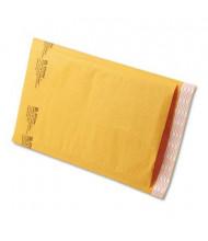 "Sealed Air 8-1/2"" x 14-1/2"" #3 Jiffylite Self-Seal Mailer, Golden Brown, 100/Carton"