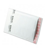 "Sealed Air 7-1/4"" x 12"" Side Seam #1 Jiffylite Self-Seal Mailer, White, 100/Carton"