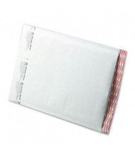 "Sealed Air 9-1/2"" x 14-1/2"" Side Seam #4 Jiffylite Self-Seal Mailer, White, 100/Carton"