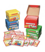 Scholastic Little Leveled Readers Grade Pre K-2 Mini Teaching Guide Set, 15 Titles