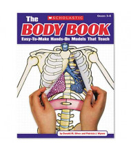 Scholastic The Body Book, Grades 3-6, 128 pages