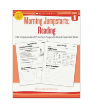 Scholastic Morning Jumpstarts: Reading Grade 1 Activity Book, 112 Pages