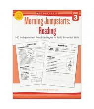 Scholastic Morning Jumpstarts: Reading Grade 3 Activity Book, 112 Pages