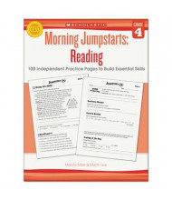 Scholastic Morning Jumpstarts: Reading Grade 4 Activity Book, 112 Pages