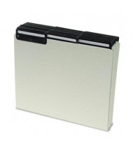 Smead Letter Metal Top Tab Index File Guide Set, Pressboard, 50/Box