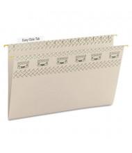 Smead Legal Tuff Hanging Folders, Gray, 18/Box