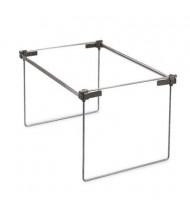 """Smead 12""""-24"""" Long Letter & Legal Steel Hanging Folder Frames, 2-Pack"""