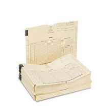 Smead PXR7 X-Ray File Jackets with Pockets, Manila, 100/Box