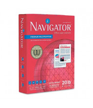 "Navigator 8-1/2"" X 11"", 20lb, 5000-Sheets, Premium Multipurpose Copy Paper"